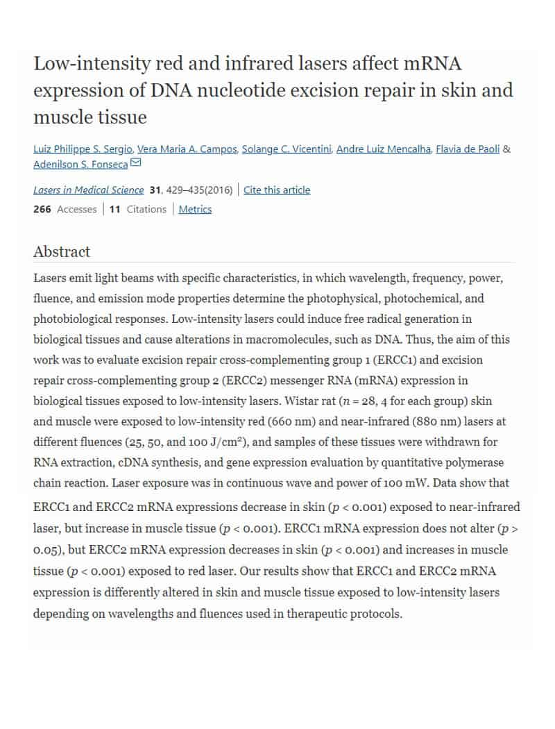 Low-intensity-red-and-infrared-lasers-affect-mRNA-expression
