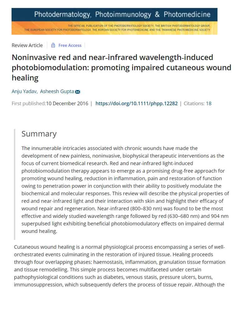 Noninvasive-red-and-near-infrared-wavelengths