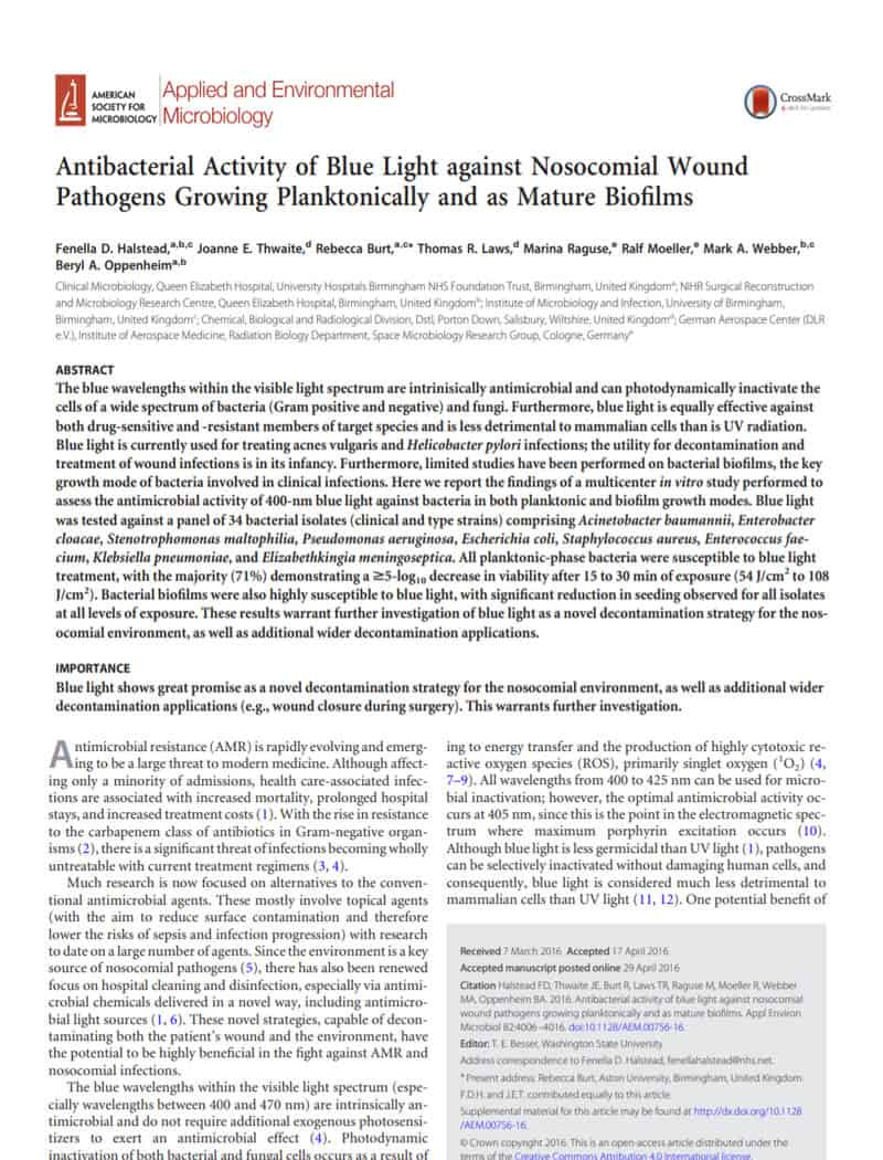 antibacterial-actdivity-of-blue-light-against-nosocomial-wound-pathogens