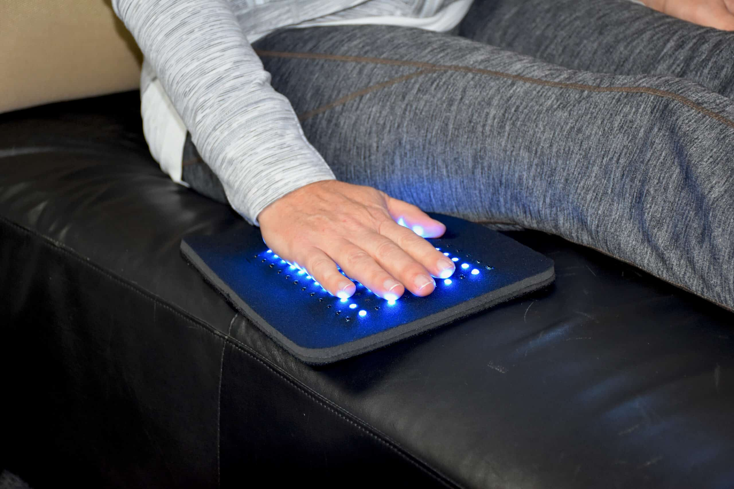 132 Blue LED Light Therapy Pad