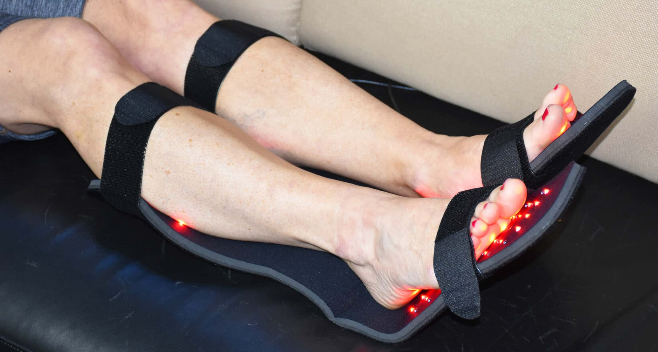 LED Light Therapy for Podiatrists