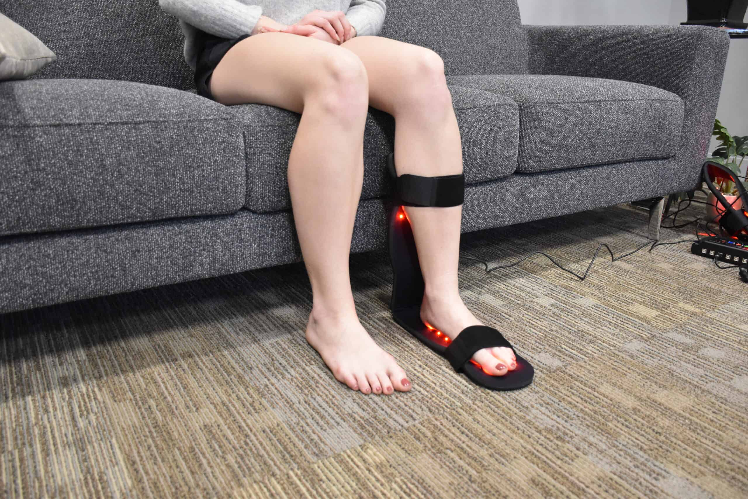 Red Light Therapy for Feet